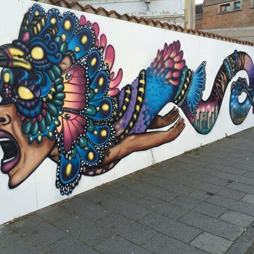 graffiti, graphite, wall